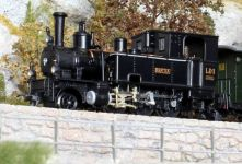 G 3/4 Nr. 1 RHÆTIA als «Metal Collection» im Masstab 1:87 (H0m)